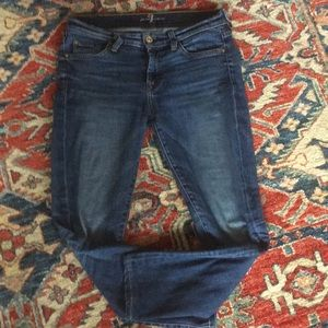 GUC AG THE MIDRISE SKINNY size 27